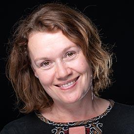Portraitbild von Nicole Friederichsen