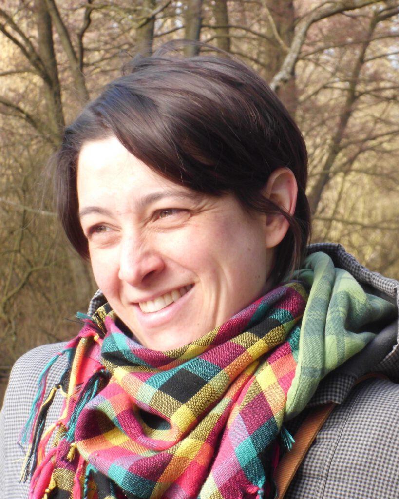 Portraitbild Samira Schüller